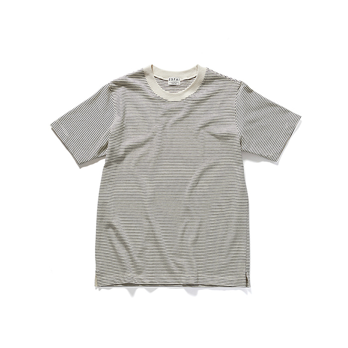Robust Line T Shirts - Ivory