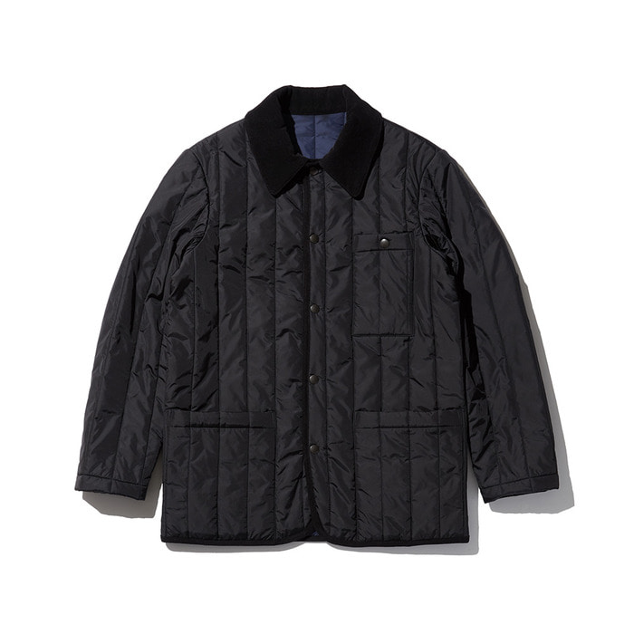 Extend Quilted Jacket - Black
