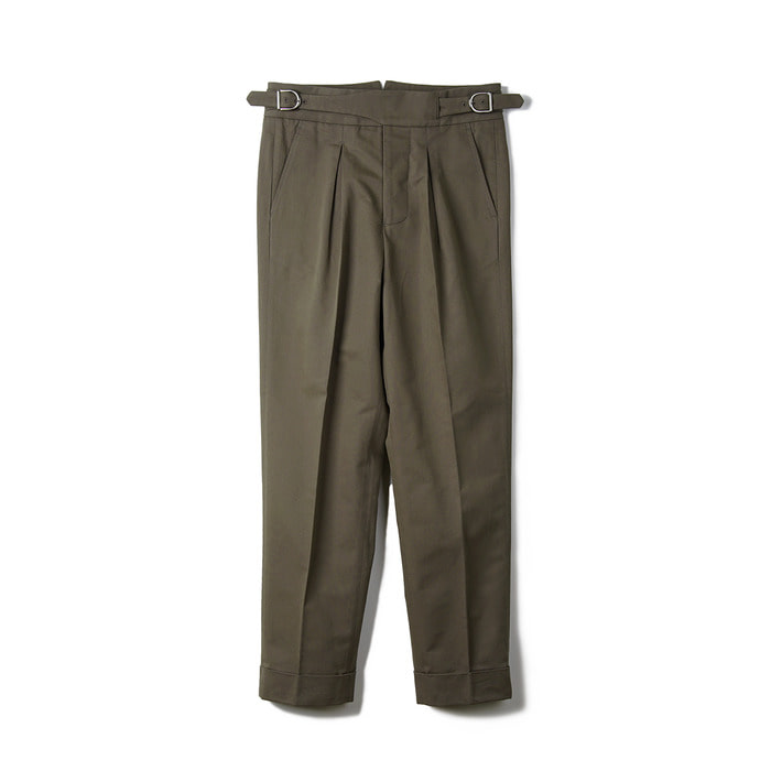 BTS Cotton Gurkha Pants - Olive Drab