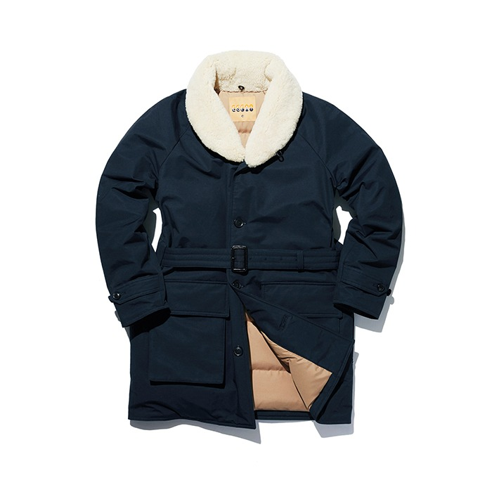 Mackinaw Down Parka Vol_2 - Navy