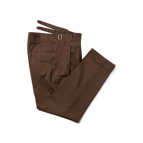 Gurkha Pants - Brown