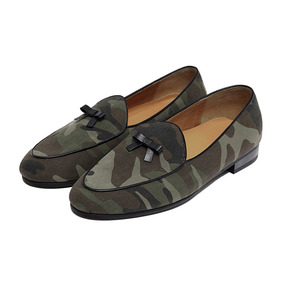 Belgian Loafer - Camo