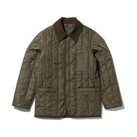 Extend Quilted Jacket - Khaki