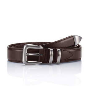108 Leather Belt - Brown