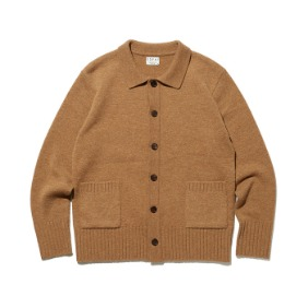 W.P.C Cardigan - Brown