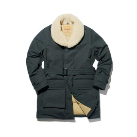 Mackinaw Down Parka Vol_2 - Gray