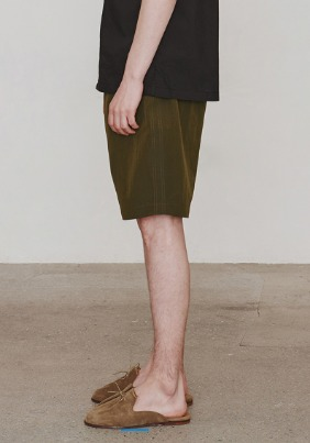 Nylonical Shorts (Khaki)